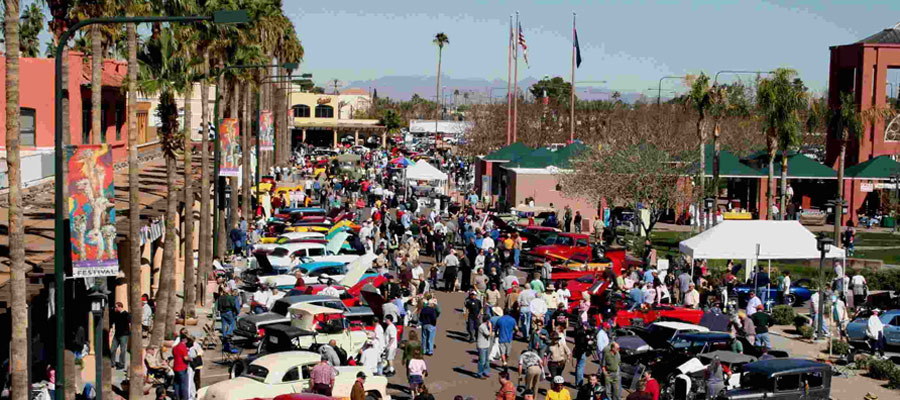 Chandler-Car-Show