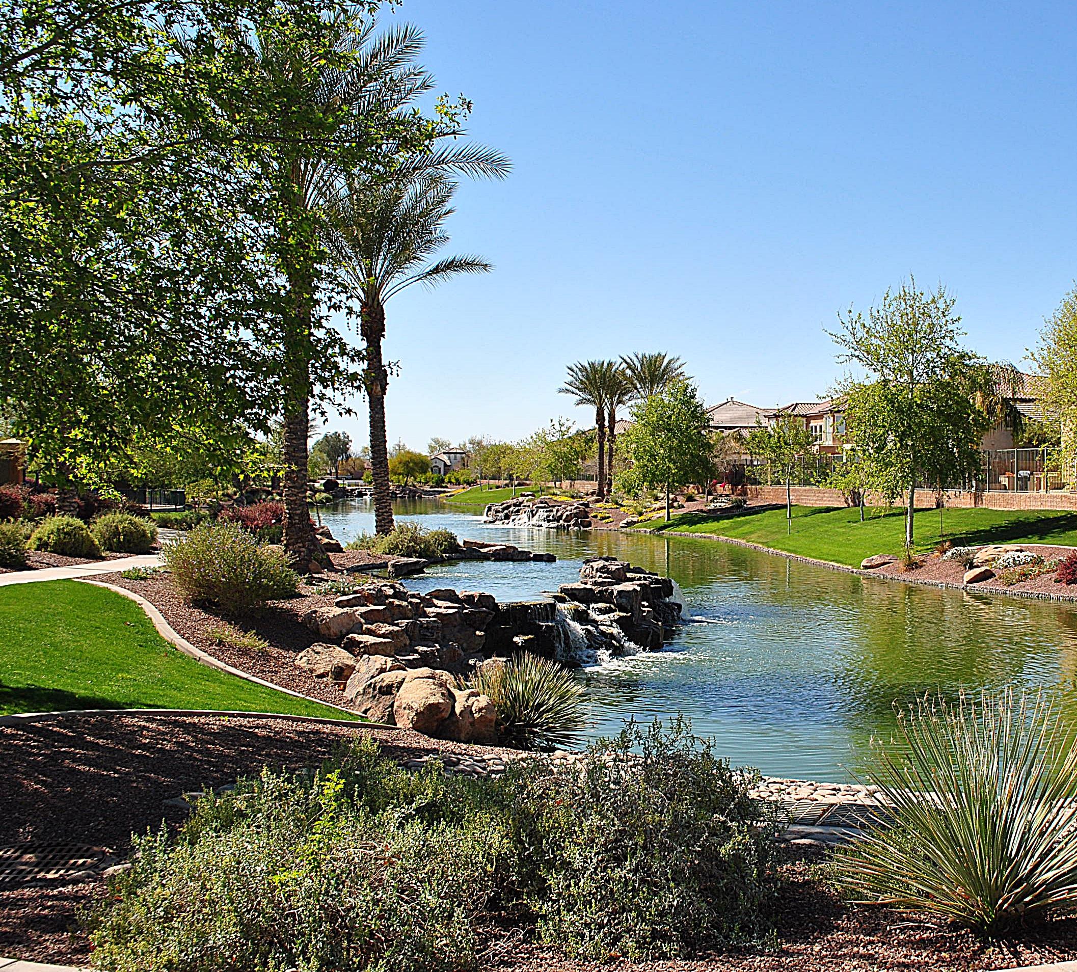 McQueen Lakes - Tempe Real Estate Agent