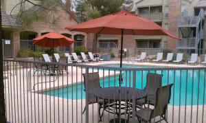 Chesapeake Condominiums Pool 1