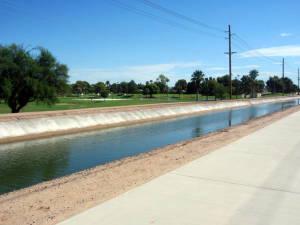 Western Canal Path