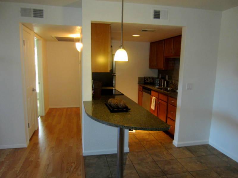 Chesapeake Kitchen Hallway Tempe Real Estate Agent