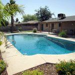 1238 E Hermosa Tempe swimming pool