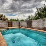Tempe home with pool