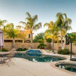 858 Scorpio pool and spa