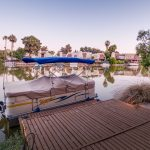 The Lakes Boat Dock in Tempe