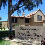 Discovery at Villa de Paz
