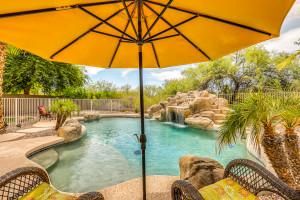 11433 E Rafael swimming pool