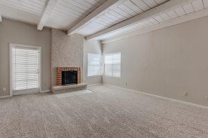 Dobson Ranch - Nopal fireplace