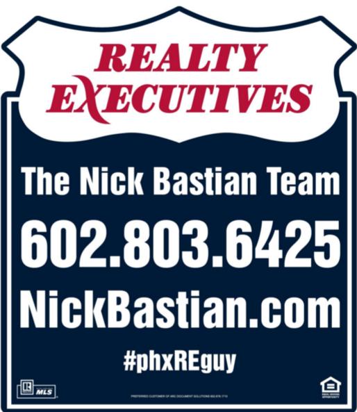 Nick Bastian Team real estate professionals
