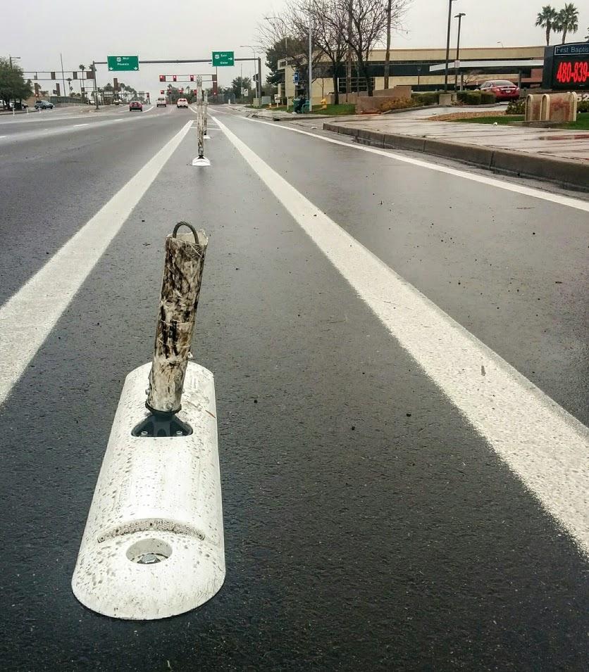Tempe bike lane casualty
