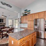 7635 S Ash Ave kitchen
