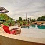 Alisanos pool