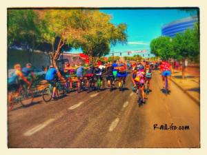 Tempe bike lanes