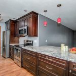 5846 South Country Club custom kitchen