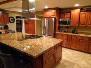 1906 E Vaughn granite counters