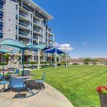 Hayden Ferry Condominiums - Community lawn