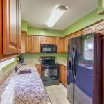Laguna Drive remodeled kitchen