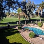 Ocotillo golf course views