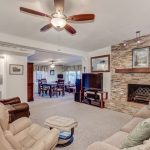 2426 S Newberry fireplace