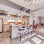 6411 S River breakfast bar
