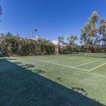 The Cottonwoods sport court