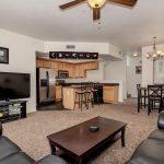 2401 E Rio Salado living room