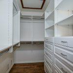 5846 South Country Club closet
