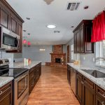 5846 South Country Club remodeled kitchen