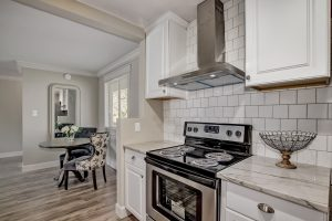 updated Scottsdale condominium kitchen