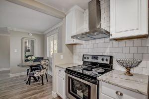 updated Scottsdale condominium kitchen