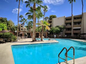 Affordable Scottsdale condominium complex