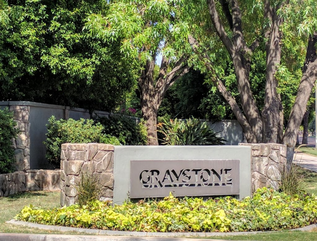 Graystone Tempe gated community