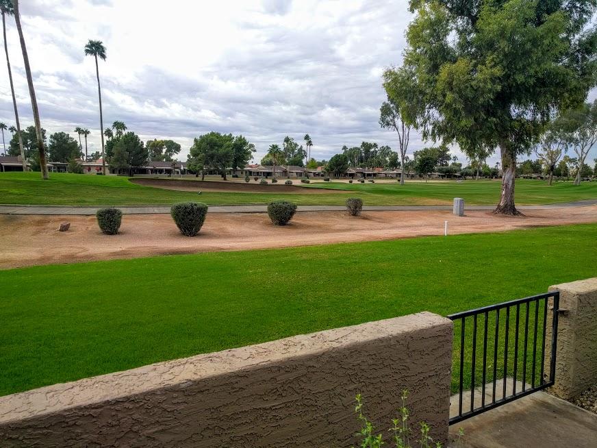 golf course lot sun lakes