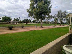 Sun Lakes golf course lot
