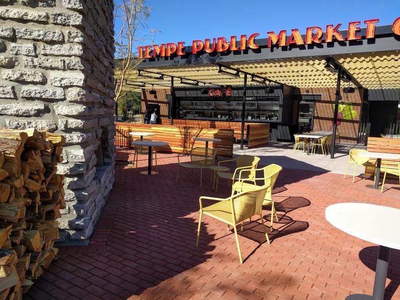 Tempe Public Market Cafe