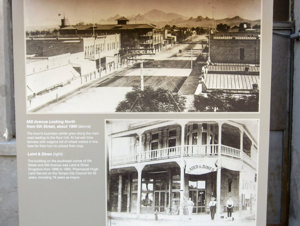 Mill Avenue 1900's