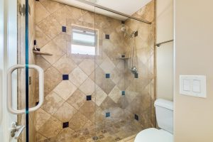 Master shower - 583 W 6th St