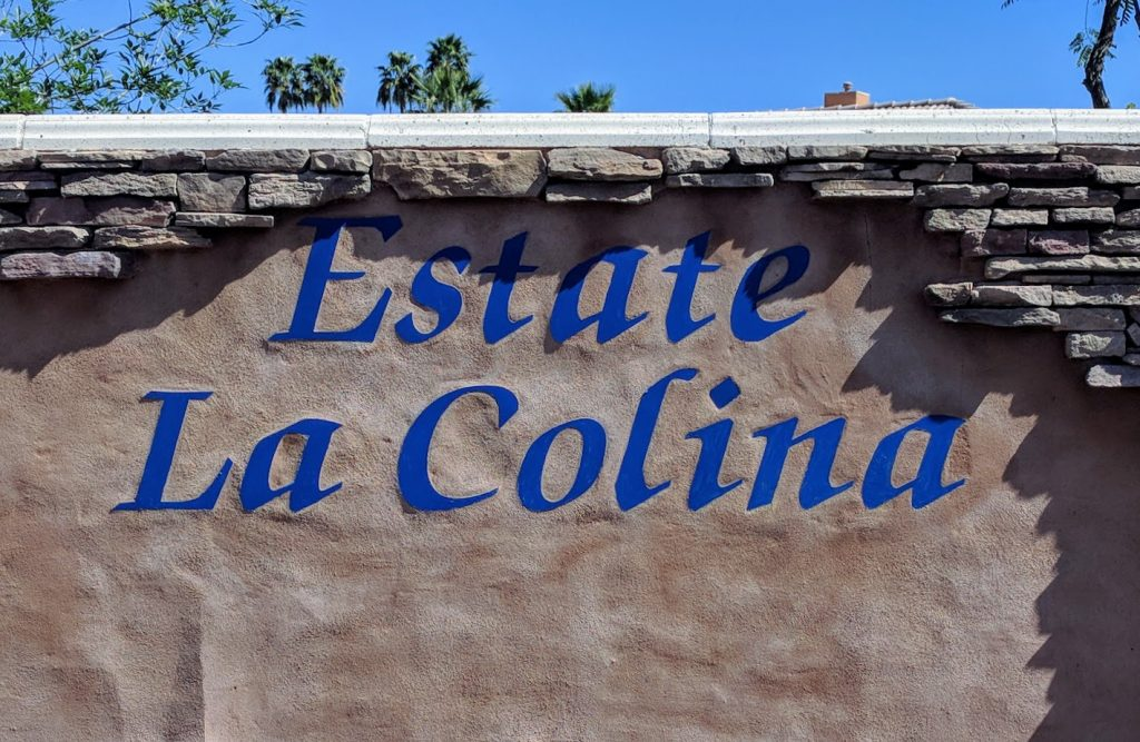 Estate La Colina Homes For Sale