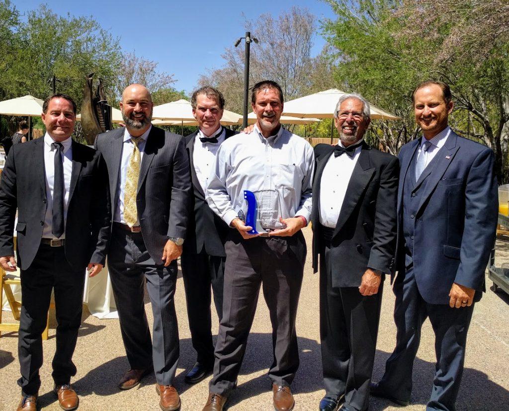 Nick Bastian Realty Executives award