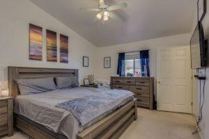 master bedroom Tempe AZ