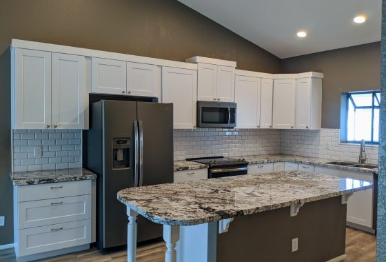302 N Sycamore remodeled kitchen