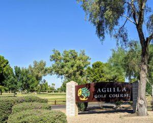 Aguila Golf Course Laveen AZ