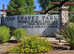 Cesar Chavez Park Laveen AZ