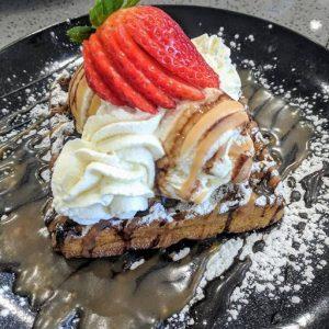 waffle sundae - Sweetest Season