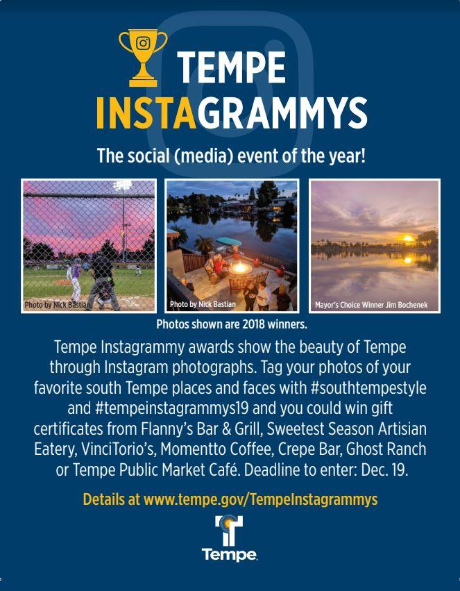 Tempe Instagrammys