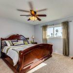 1232 E Baker master bedroom