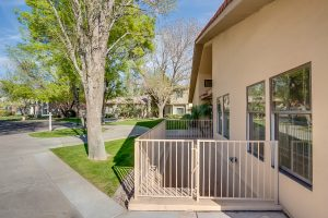 Graystone Tempe basement home