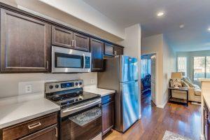 435 West Rio Salado kitchen