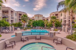 435 W Rio Salado swimming pool