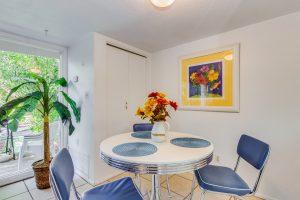 Sand Castla dining room